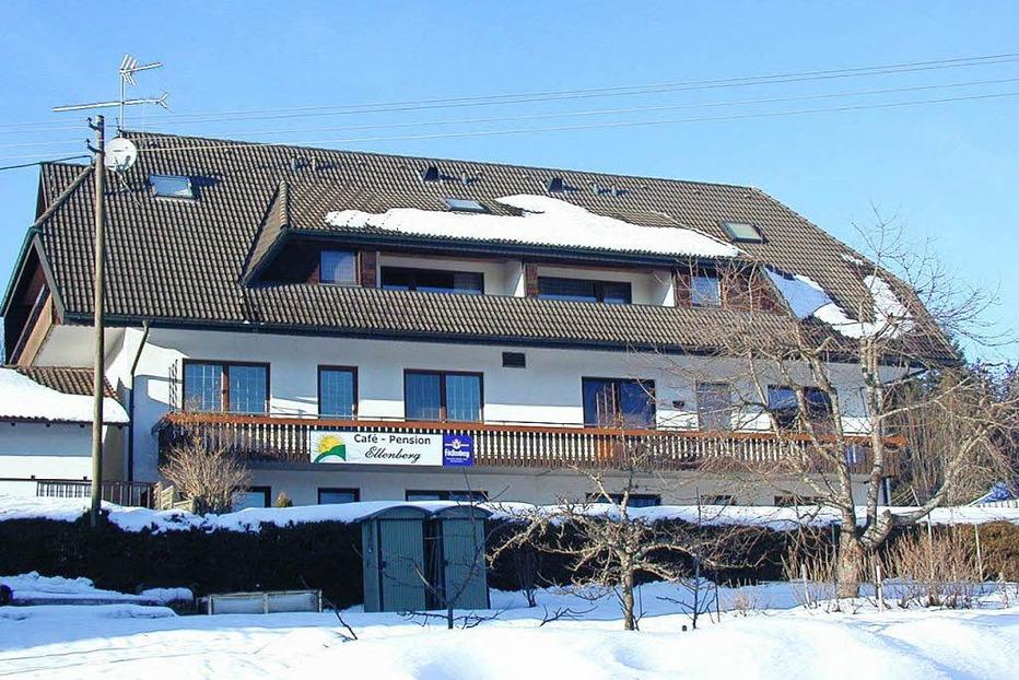 Café-Pension Ellenberg (geschlossen) - Friedenweiler