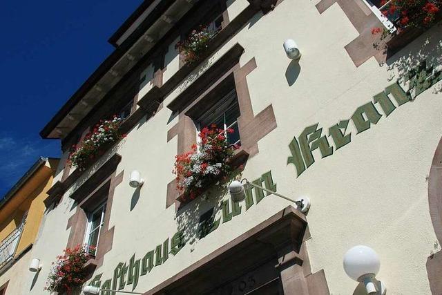 Gasthaus zum Kranz in Lörrach