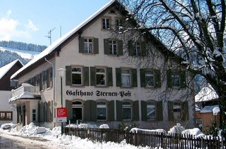 "Die ""Sternen Post"" in Oberried"