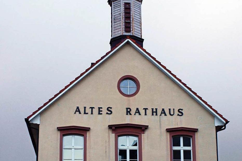 Galerie Altes Rathaus - Inzlingen