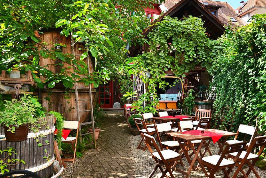 Walnuss-Teegarten Annette Greve - Endingen