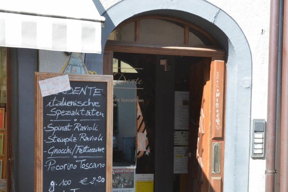 Al Dente - italienische Spezialitäten - Staufen