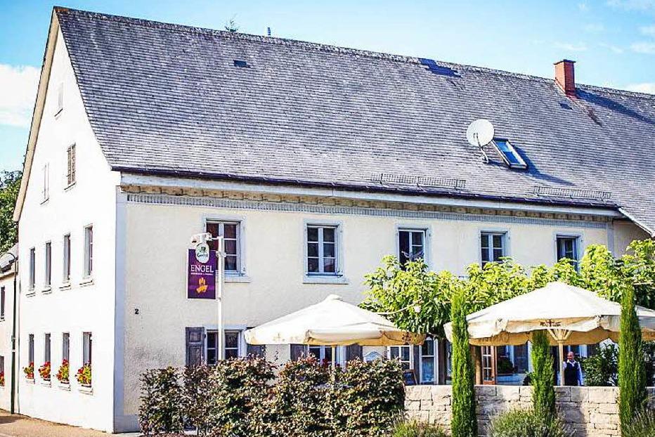 Restaurant engel wittnau