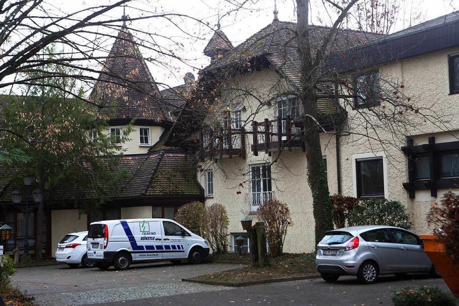 Landgasthaus Riedhof (geschlossen) - Meißenheim