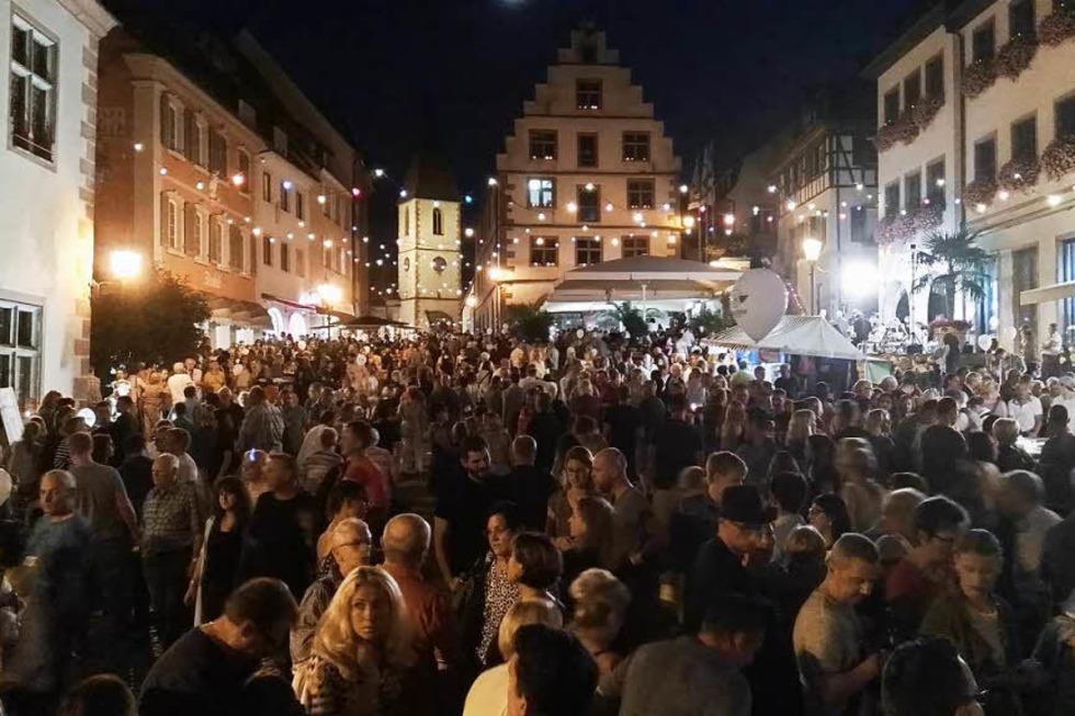 Historische Altstadt - Endingen