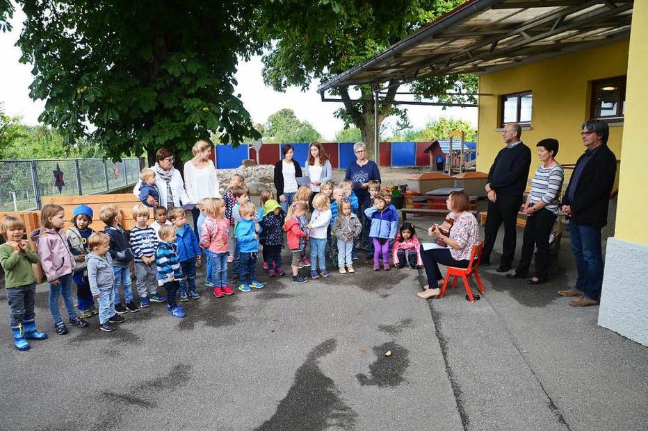 Kindergarten Bienenkorb (Königschaffhausen) - Endingen