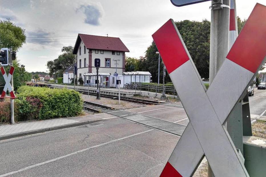Bahnhof - Sasbach