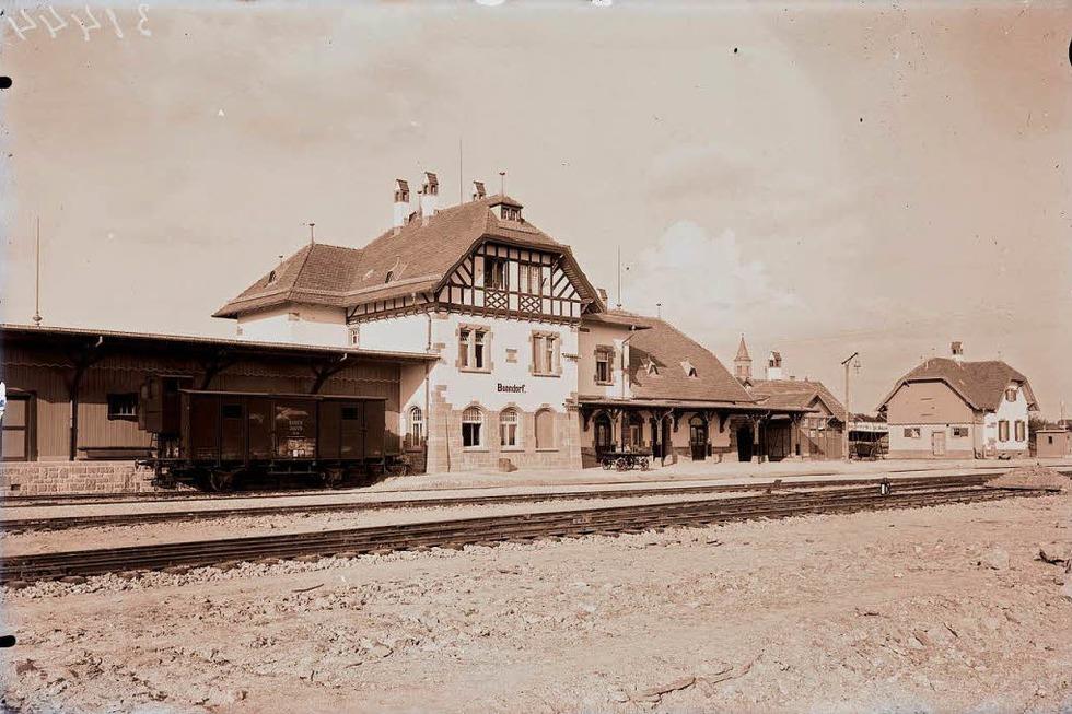 Bahnhof - Bonndorf