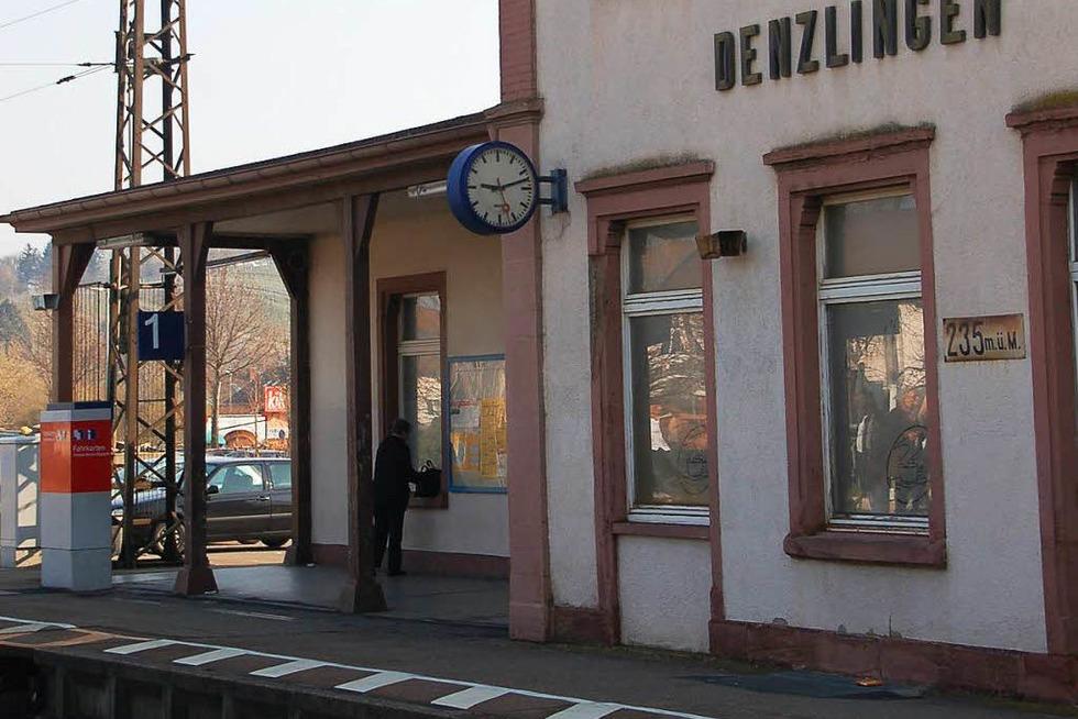 Bahnhof - Denzlingen