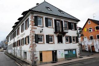 Gasthaus Grüner Baum (geschlossen)