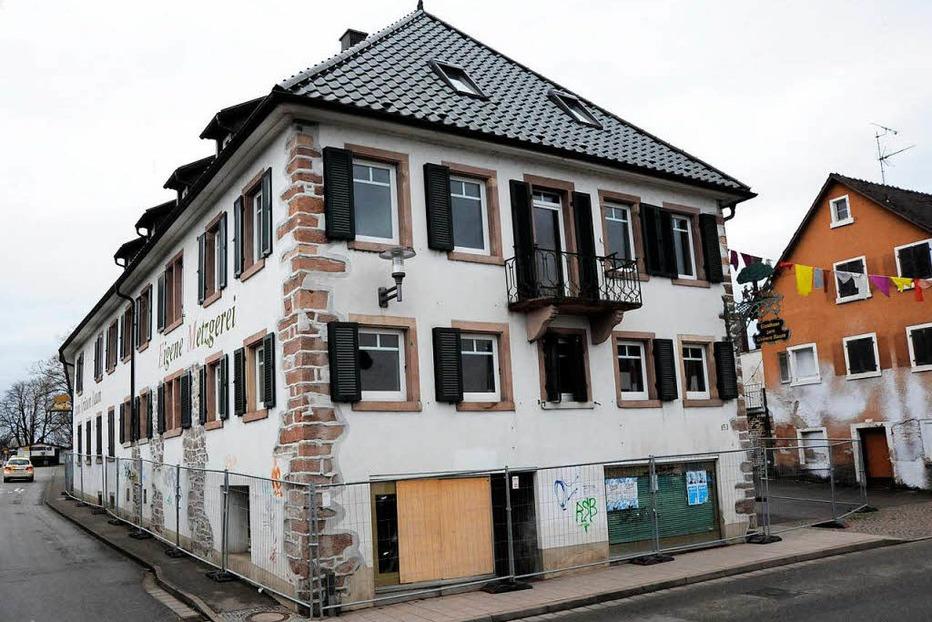 Gasthaus Grüner Baum (geschlossen) - Denzlingen