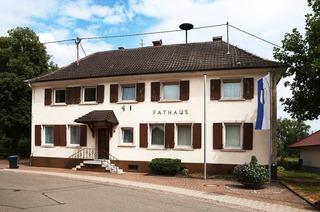 Rathaus Müllen