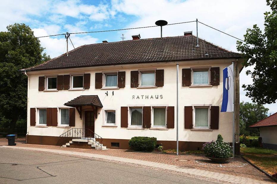 Rathaus Müllen - Neuried