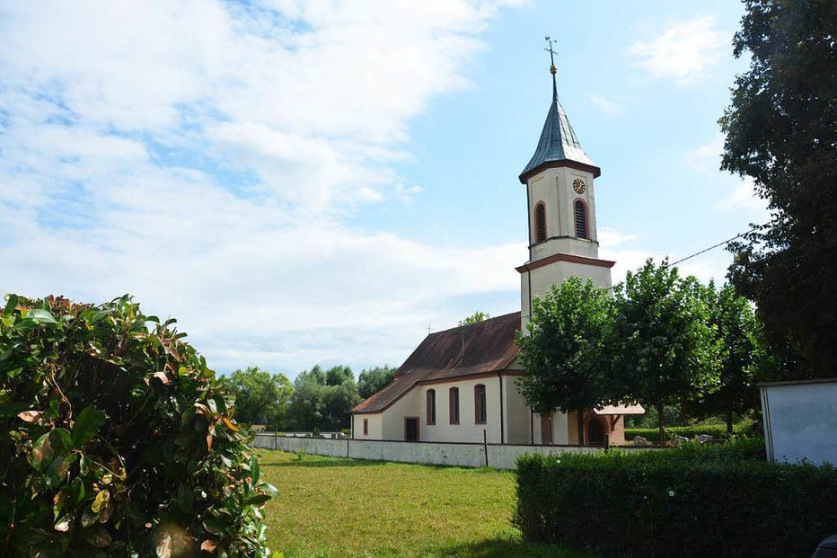 Kath. Pfarrkirche (Müllen) - Neuried