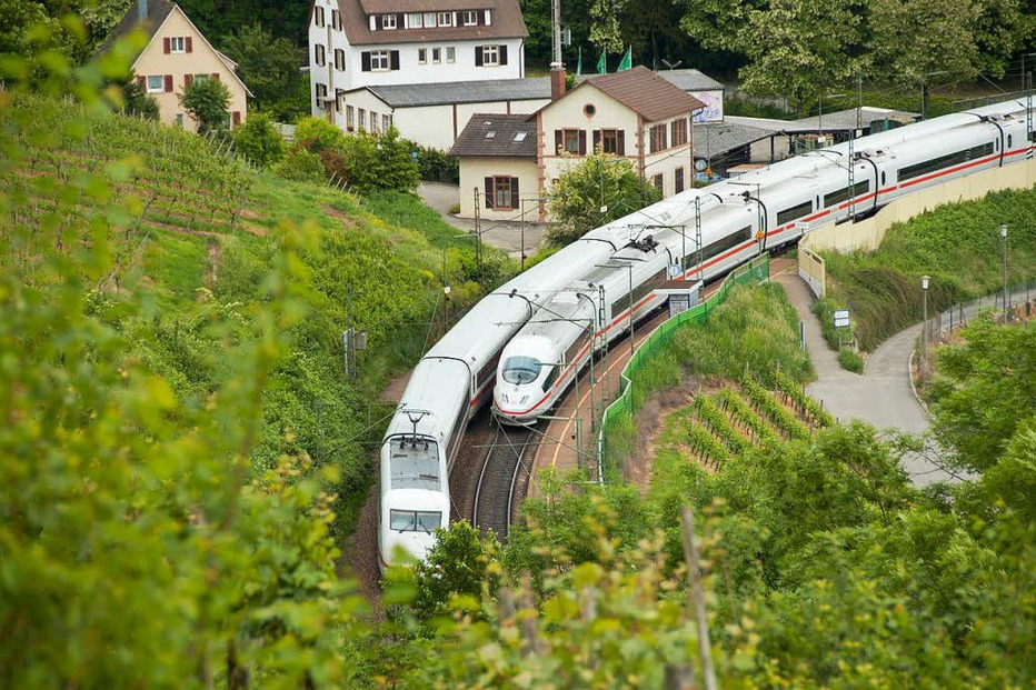 Bahnhof Istein - Efringen-Kirchen