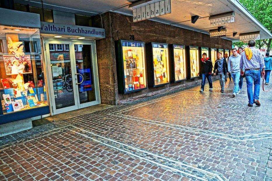 Buchhandlung Walthari - Freiburg