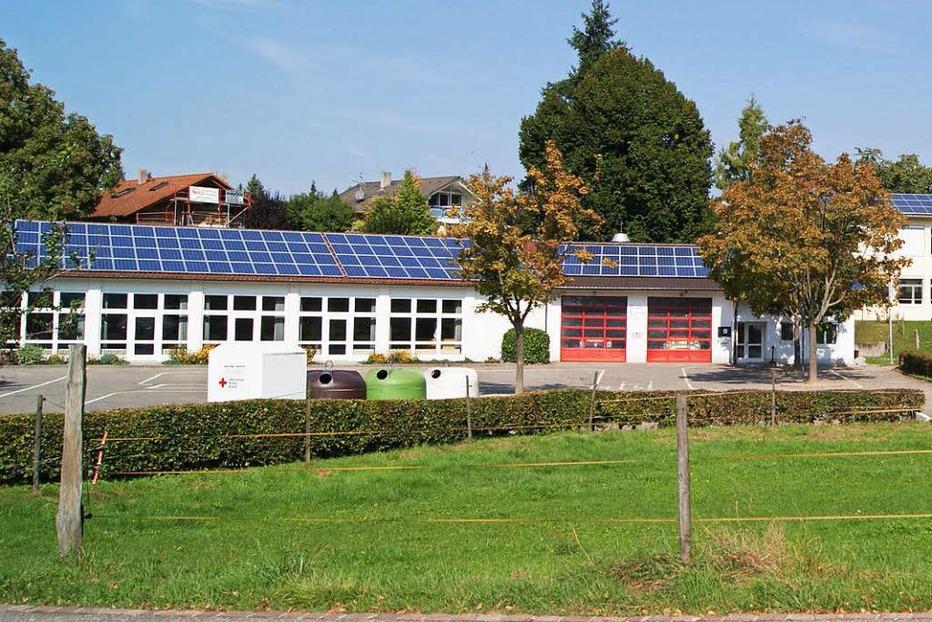 Feuerwehrgerätehaus Liel - Schliengen