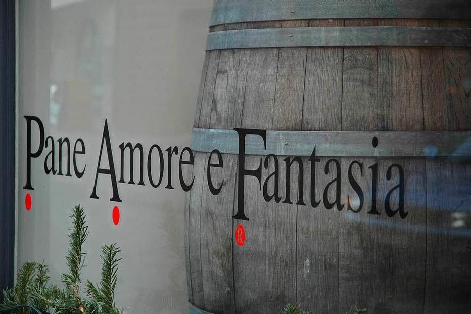 Weinbar Pane Amore e Fantasia - Rheinfelden