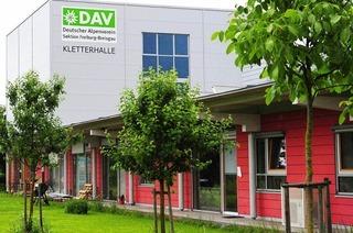 Sektionshaus Deutscher Alpenverein