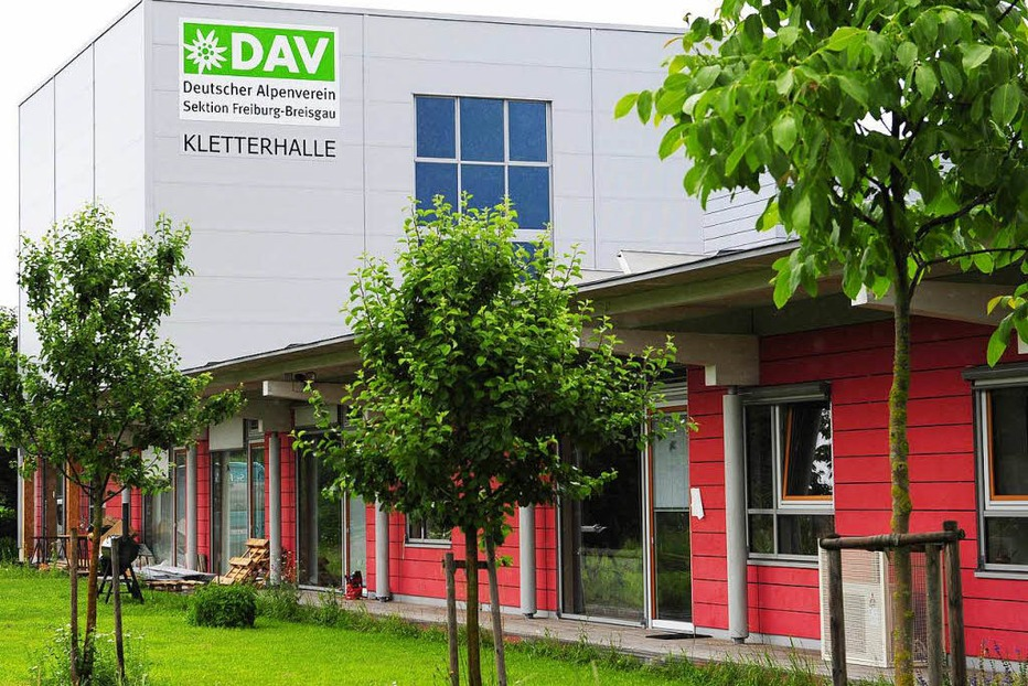 Sektionshaus Deutscher Alpenverein - Freiburg