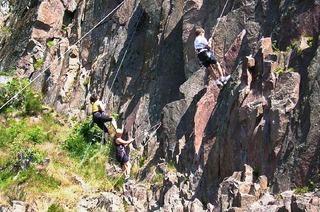 Klettergarten Windbergfelsen