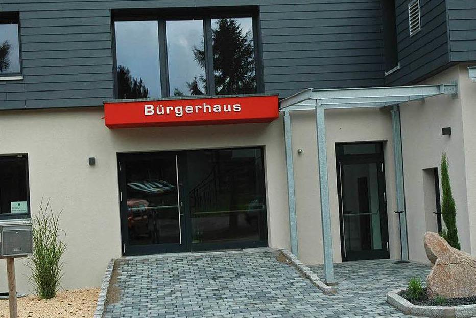 Bürgerhaus Niederhof - Murg