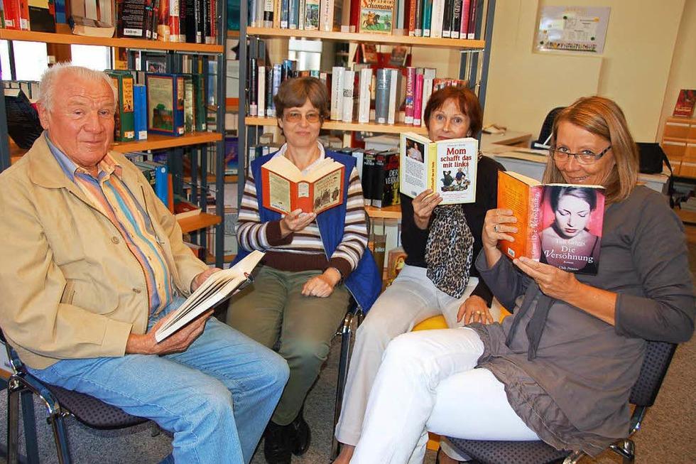 Gemeindebücherei - Buggingen