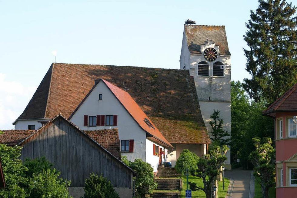 Evangelische Kirche - Buggingen