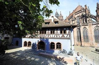 Alte Münsterbauhütte
