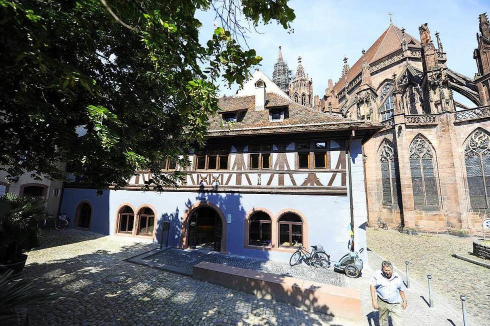 Alte Münsterbauhütte - Freiburg