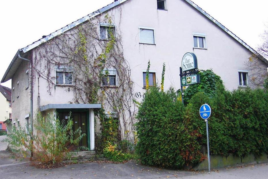 Landgasthof Sonne (geschlossen) - Binzen