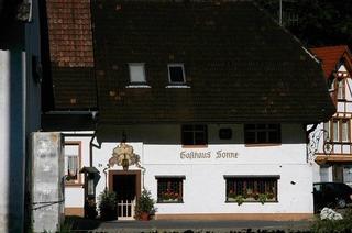 Gasthaus Sonne (Wieslet)