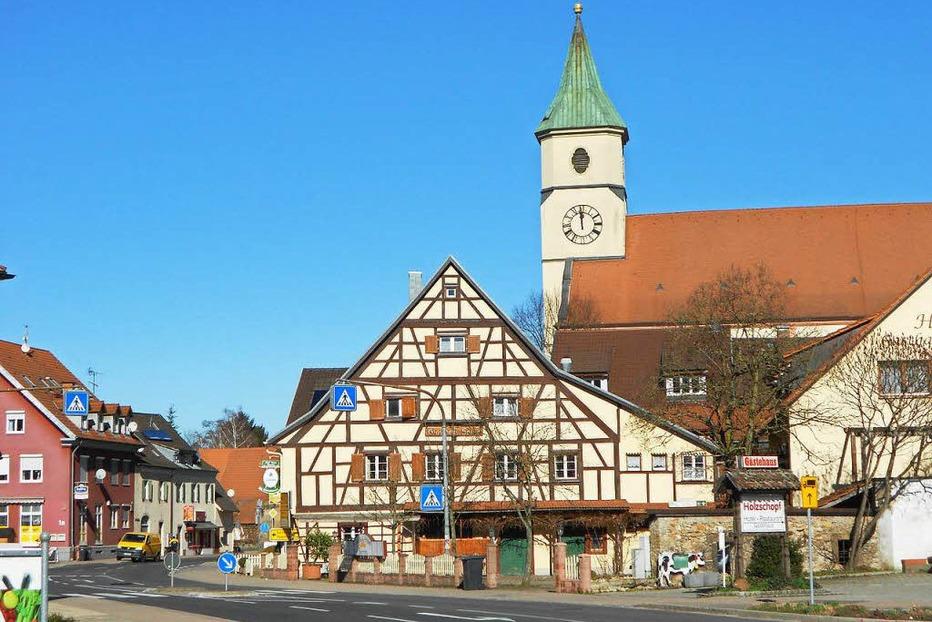 Gasthaus Sonne - Schliengen