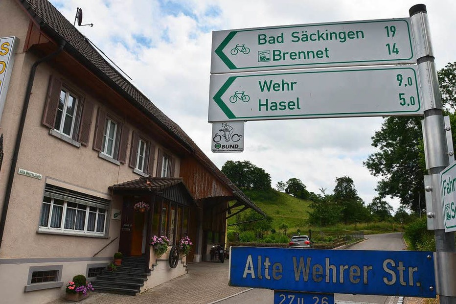 Gasthaus Sonne (Eichen) - Schopfheim