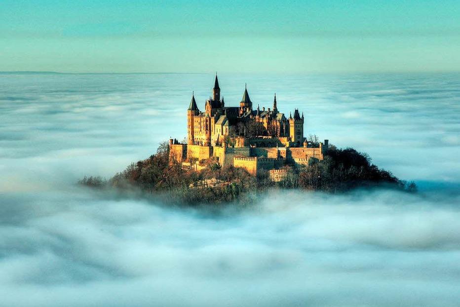 Burg Hohenzollern - Burg Hohenzollern