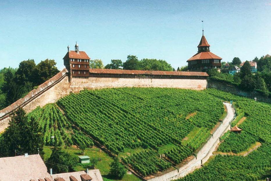 Esslinger Burg - Esslingen am Neckar