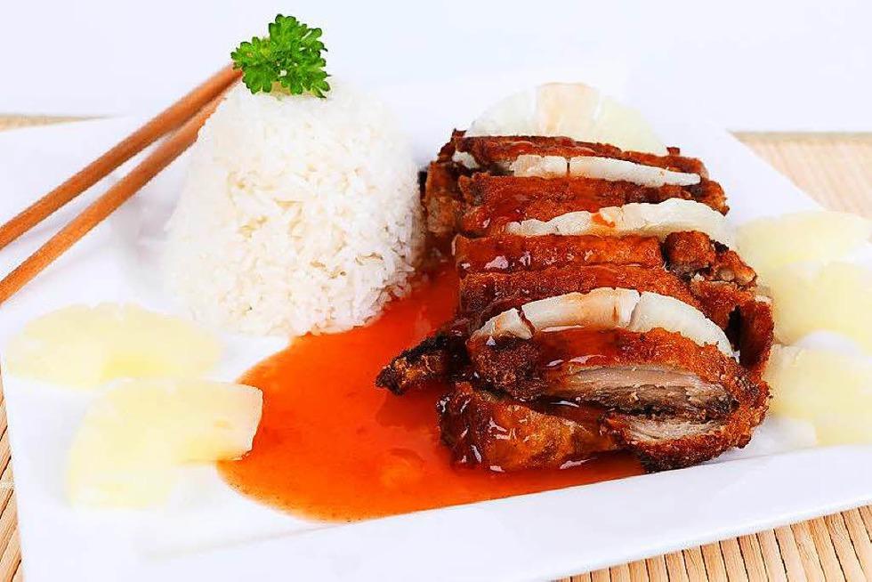 China-Restaurant Hotel-Palast - Grenzach-Wyhlen