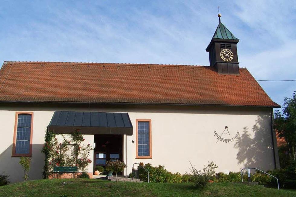 Ev. Kirche (Vogelbach) - Malsburg-Marzell