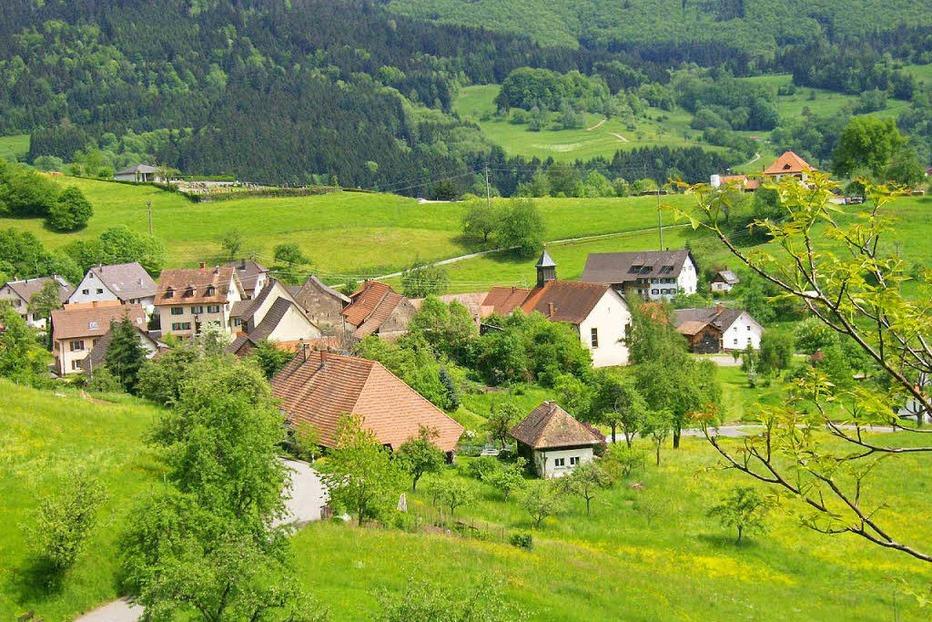 Ortsteil Vogelbach - Malsburg-Marzell