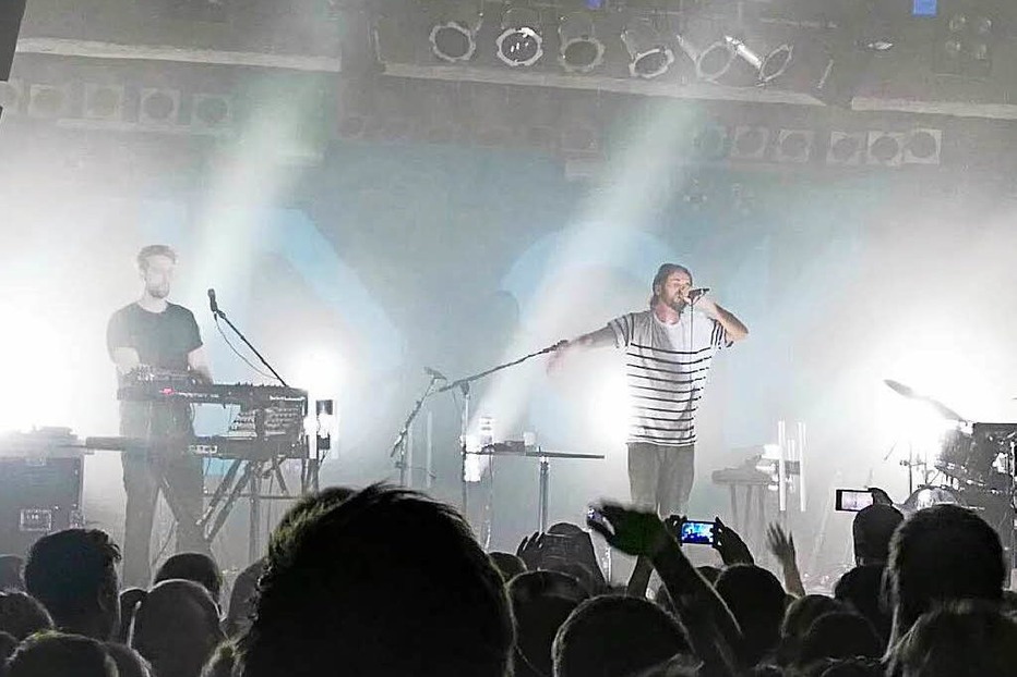 OK Kid in Karlsruhe – Warum auf Konzerte gehen? Darum! - Badische Zeitung TICKET