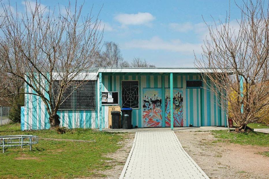 Jugendhaus Seifenblase (geschlossen) - Rheinfelden