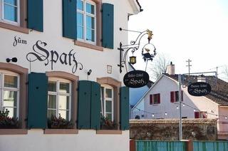 Kellerrestaurant Spatz