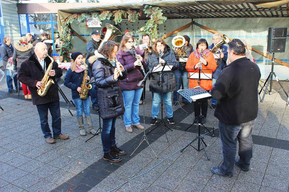 Bürgleplatz Buchheim - March