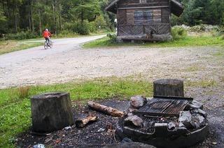 Grillplatz Ödlandhütte