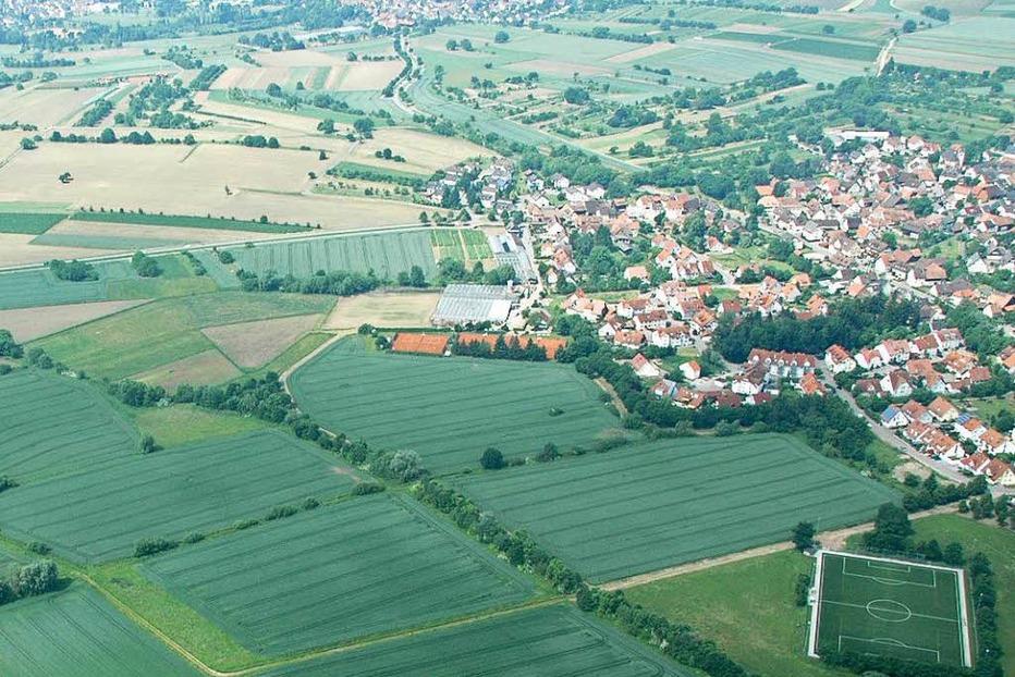 Ortsteil Holzhausen - March
