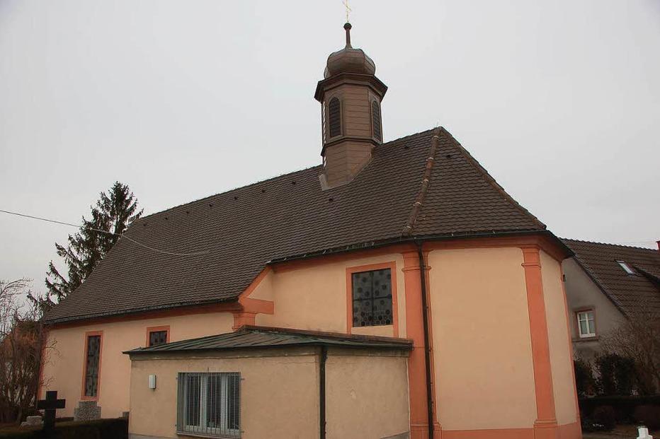 Kirche Hl. Michael (Scherzingen) - Ehrenkirchen
