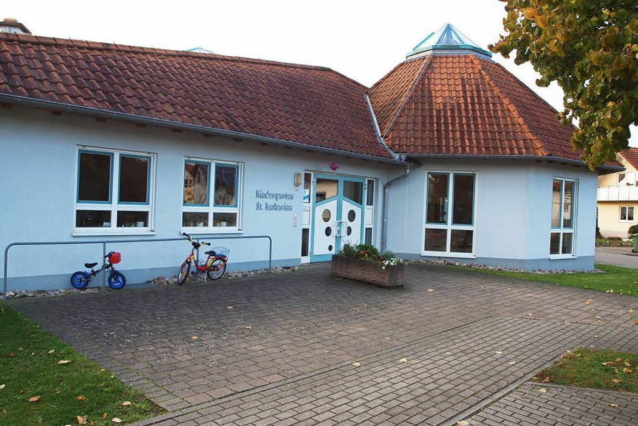 Kindergarten St. Katharina - Wyhl