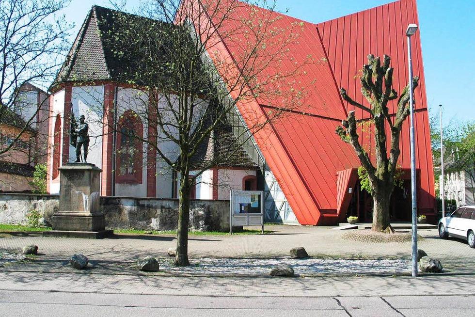 Kirche St. Georg (Bleibach) - Gutach (Breisgau)