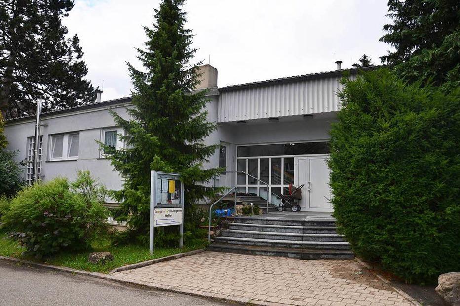 Dietrich-Bonhoeffer-Haus - Grenzach-Wyhlen