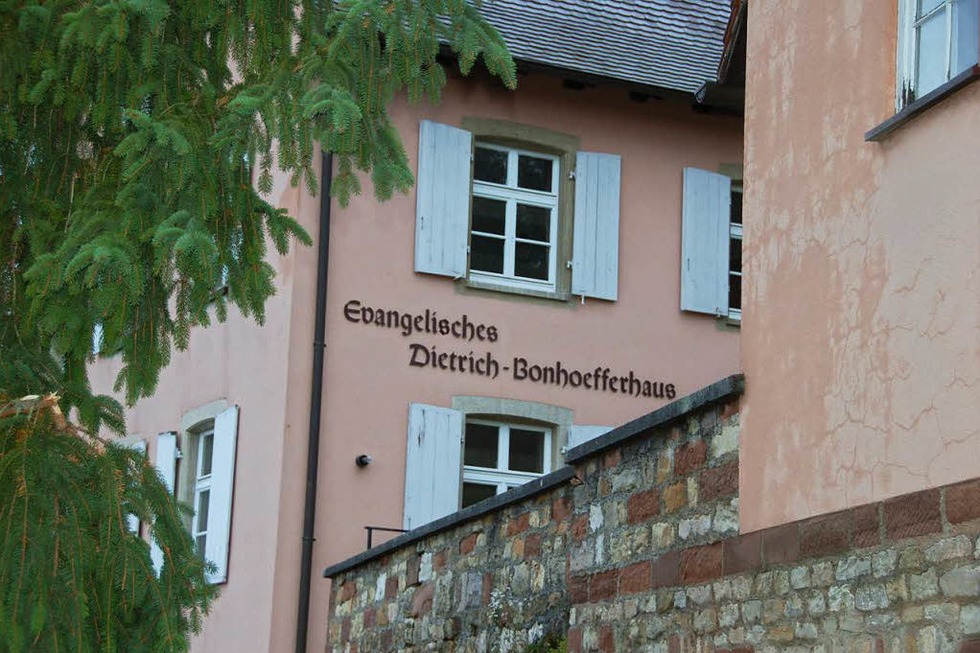 Dietrich-Bonhoeffer-Haus (Istein) - Efringen-Kirchen